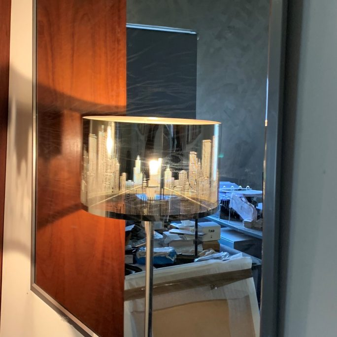 Mirrors with Stainless Steel Frame