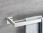 Double Towel Rails 700mm
