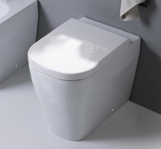 Wall Faced Pan/ Cistern/ Button - Packages