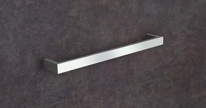 Single Towel Rails 450mm