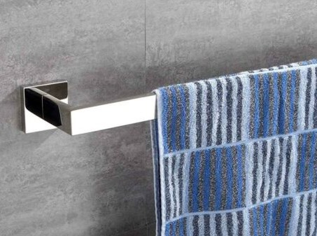 Single Towel Rails 700mm