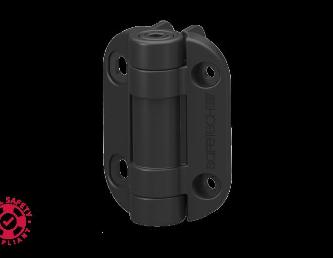 SHG 90L Adjustable Tension Hinge no legs Pool Safety Compliant